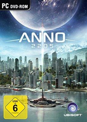 Anno 2205 bei Amazon.de für 29,99 Euro,  idealo 44,95 Euro