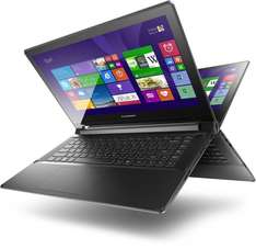 [Amazon] Lenovo Flex 2 14 (14'' FHD IPS Touch, i5-4210U, 8GB RAM, 128GB SSD, Geforce 840M, Windows 8.1 -> Windows 10) für 599€