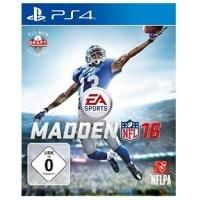 Madden NFL 16 für PS4 / Xbox One inkl. Versand um 39,99 € statt 65 €