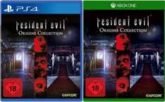 (Saturn.de) Resident Evil - Origins Collection (Xbox One / PS4) für 29,99 EUR