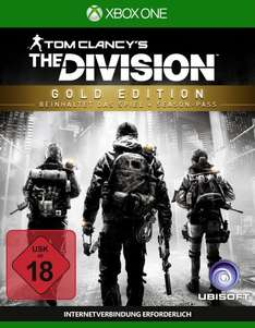 [Xbox Store - Argentinien] Xbox One - Digital: Tom Clancy's The Division Gold Edition Pre-Order für 45,39€ oder Tom Clancy's The Division Pre-Order  für 35,65€