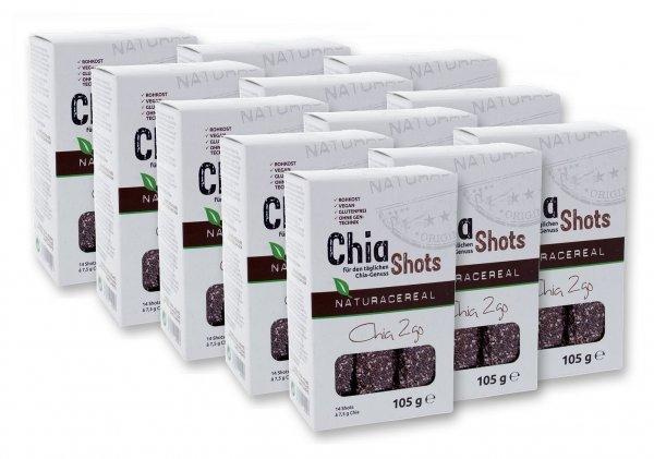 12er Pack Naturacereal Chia2go ab 7,38€ (statt 30€)