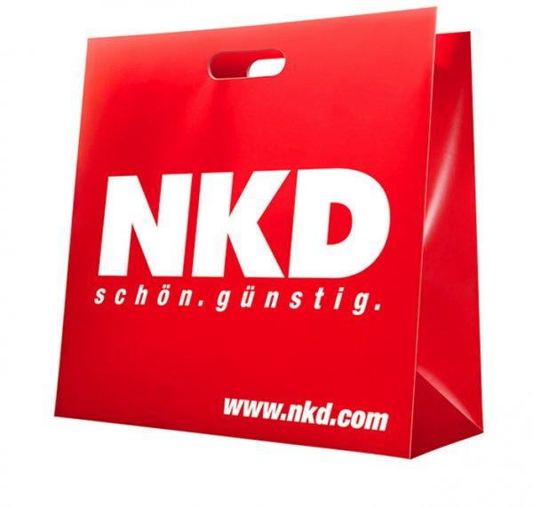 Zusätzliche 50% Rabatt auf bereits reduzierte Oberbekleidung bei NKD *UPDATE* Jetzt 70% auf Sale!