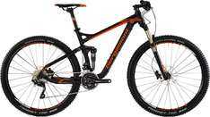 Bergamont Contrail LTD (Black / Orange (Matt)) 2015 Fully MTB für 1399€ + Versand