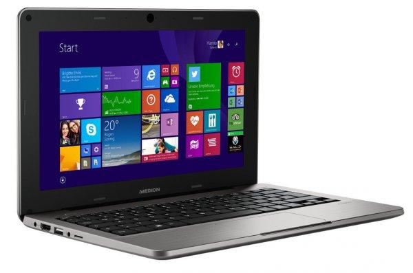 FHD Netbooks (B-Ware) von Medion ab 162€ 11,6 Zoll, Win 8.1 (10 upgrade), 2GB Ram, 64GB Rom @ebay