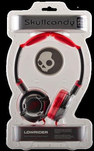 Skullcandy Lowrider Kopfhörer 8,99€ inkl. Versand @buyfox.de