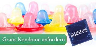 12 Kostenlose Kondome nur Versandkosten 2,90€
