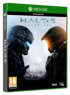 Media Markt Lüneburg (Lokal) Halo 5, für 30,00 €, Amazon 52,00 €