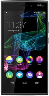 Wiko Ridge 4G - Amazon Blitzangebot - 5 Zoll,  Android 4.4.4, 16Gb/2GB, Dualsim, 13 MP