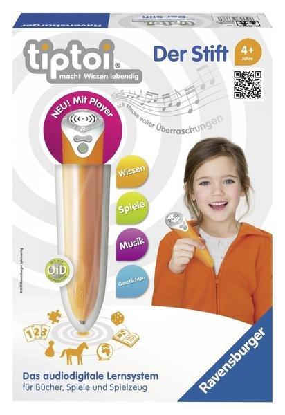 [Thalia] Tiptoi Stift 2 mit Audioplayer für 29,04€ + weitere Reduzierungen