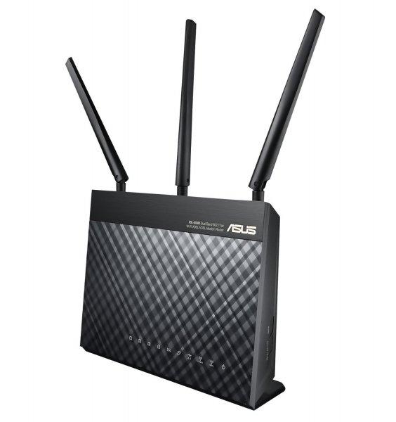 Amazon Blitzangebot - Asus DSL-AC68U AC1900 Black (Sonst ab 158€)