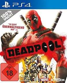 [Mediamarkt] Deadpool (PS4 / Xbox One) für 29€