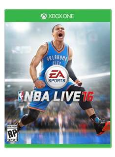 (Deals with Gold) NBA LIVE 16 für 12€ und Titanfall Deluxe Edition 7,50€