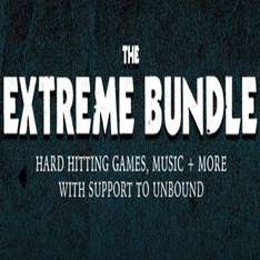 [Steam / MP3 / FLAC] The Extreme Bundle @ Groupees