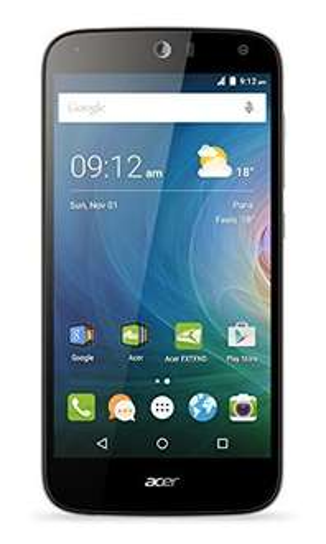 Amazon.fr : Acer Liquid Z630 schwarz [Dual-Sim, LTE, 5.5 Zoll HD-IPS-Display, 1.3GHz QuadCore-CPU, Android 5.1, 4000 mAh Akku] inkl. Vsk für 159,34 €