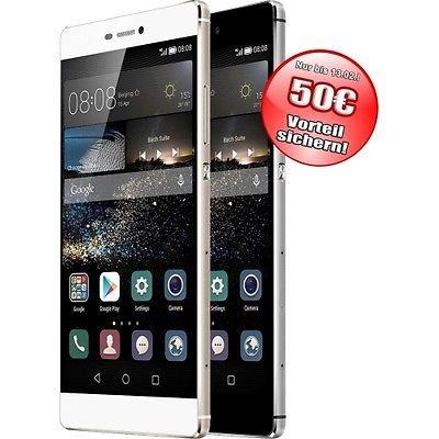 Huawei P8 für effektiv 269€ durch 50€Cashback
