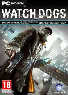 Watch Dogs Special Edition (PC) für 9,90 €