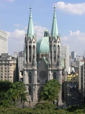 Hin- und Rückflug von Rom nach Sao Paulo ab 264€ [April - Juli]