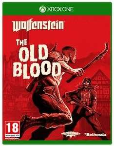 [gamestop.de / Amazon] XBOX ONE - Wolfenstein The Old Blood / The New Order ab 9,99 € bei Filialabholung - Versandkostenfrei -