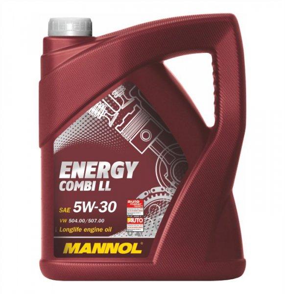 Motoröl_MANNOL Energy Combi LL 5W-30_5L_NUR HEUTE