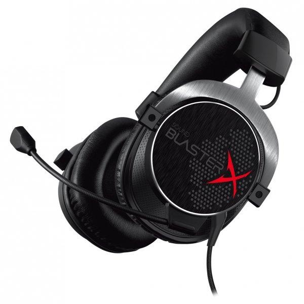 Creative Sound BlasterX H5 Gaming Headset für 99,99€ bei Notebooksbilliger