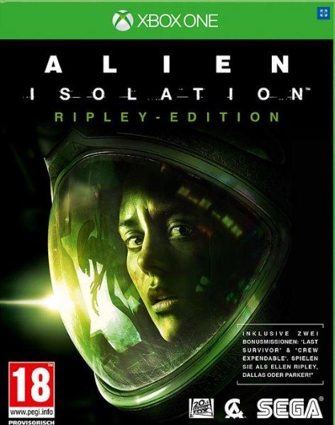 Alien Isolation: Ripley Edition (XBox One) für 10,99 €