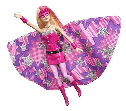 [Amazon Prime] Mattel Barbie CDY61 - Barbie in Die Super-Prinzessin - Superheldin Kara für 7,40€