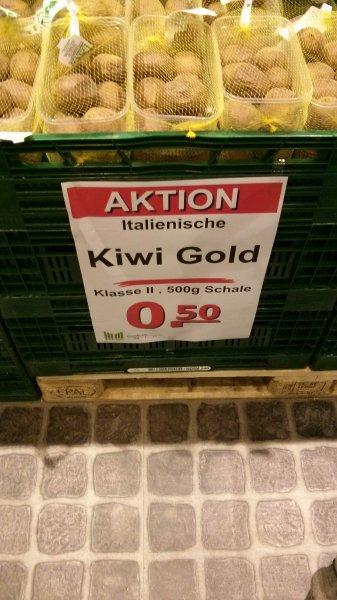 [lokal] 500 g Kiwi Gold Marktkauf Hamburg-Langenhorn