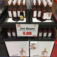 (Lokal Berlin) Moa-Bogen Edeka - Jim Beam Bourbon & Captain Morgan