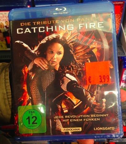 [Lübeck] Günstige BDs im Citti - Paddington, Pain und Gain oder Tribute von Panem