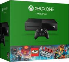 [lokal Schweiz] XBOX One Bundle Lego The Movies