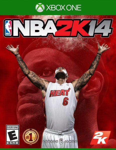 (Amazon Prime) NBA 2K14 Xbox One nur noch 3,95€