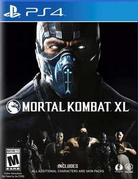 Base.com - Mortal Kombat XL (PS4 & XBO) für 40,59€ aus England