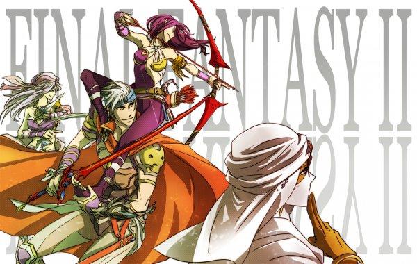 [iOS und Android]Final Fantasy II Kostenlos Klassiker