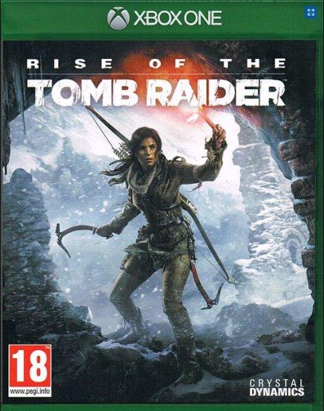 Rise of the Tomb Raider - XBox One - Day 1 Edition inkl. Steelbook und DLC für 49,90 € (Kostenloser Versand)