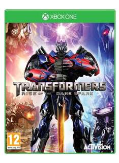 Transformers: Rise of the Dark Spark (Xbox One) für 11,78€ bei Amazon.fr