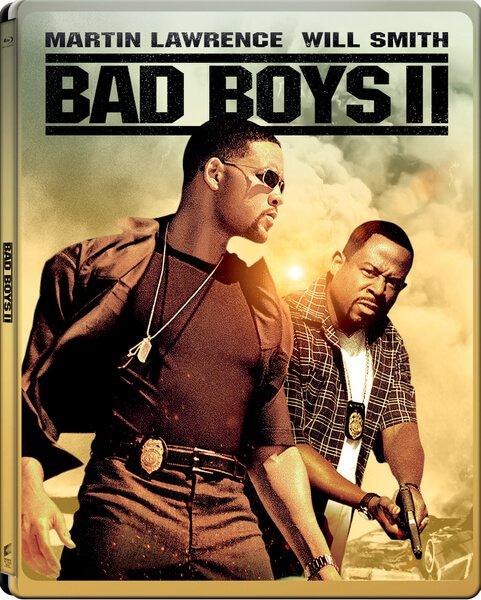 Bad Boys II Steelbook Edition für 18,22€ @ Zavvi - 10% Karneval-Rabatt auf Filme
