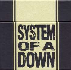 [Amazon Prime] System Of A Down Album Boxset 15,43€