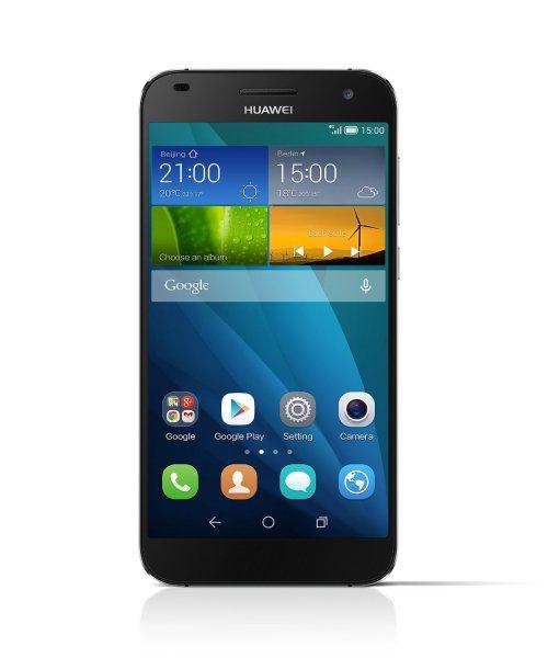 """Huawei Ascend G7 - 5,5"""" HD IPS-Display, LTE, 2GB Ram, 4 x 1,2 GHz, 16GB Speicher (erweiterbar), 13MP Kamera, Metallgehäuse für 174,75€ bei Amazon.es"""