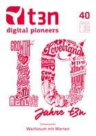 t3n Magazin #40 gratis als PDF [Direktlink]