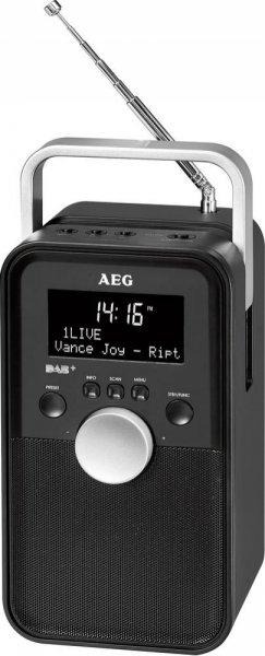[Voelkner] AEG Digitalradio mit DAB+ DR 4149, Schwarz