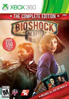Bioshock Infinite: The Complete Edition PS3 / X360 / Xbox360
