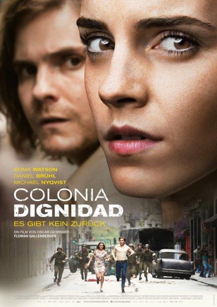 """Fast kostenlos ins Kino zu """"Colonia Dignidad – Es gibt kein zurück"""" am 15.02."""