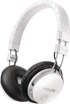[Telekom] Philips SHB8000 Bluetooth-Kopfhörer mit digitaler Rauschminderung in Weiss
