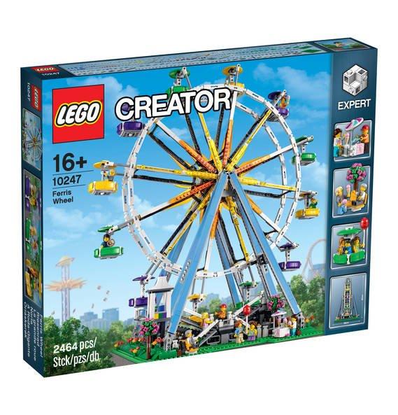 [Galeria Kaufhof] Sonntagsangebot 13% auf Lego Creator und weitere Lego Sets (+10fach Payback-Punkte)  am 07.02.2016