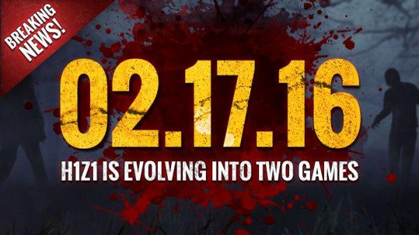 H1Z1 bei Steam -25% für zwei Spiele         *läuft am 12.02.2016 ab*