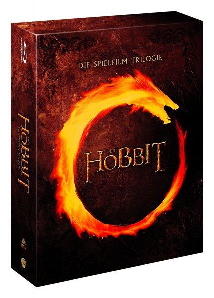 Die Hobbit Trilogie [Blu-ray] für 9,99€ bei Real