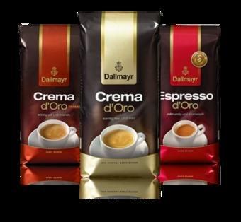 [LIDL ab 08.02.] Dallmayr Crema/Espresso d'Oro. 1kg