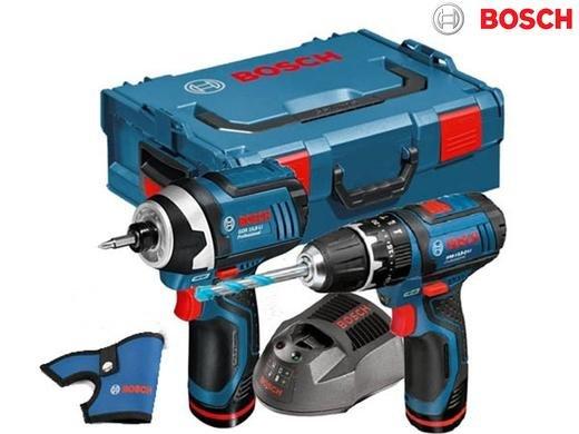 Bosch Blue Compact Bohren & Schrauben Twinpack