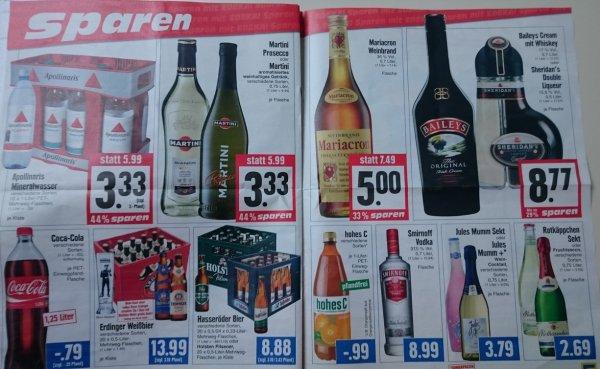 [EDEKA Hessenring] Angebote KW6 z.B.: Hähnchen Schenkel 1kg 1,50€, Lay´s 0,77€, Mariacron 5€